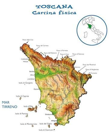Immagine per la categoria Toscana